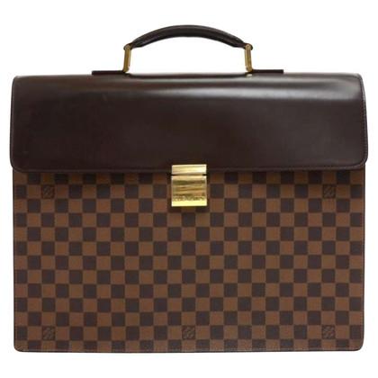 "Louis Vuitton ""Altona GM Damier Ebene Canvas"""