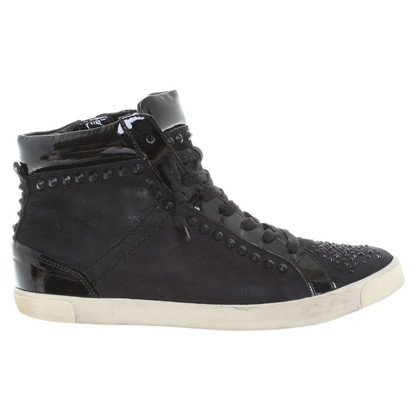 Other Designer High top sneakers in black