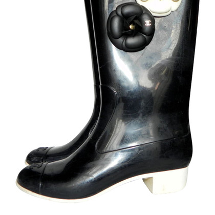 Chanel Rubber boots