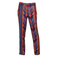 Lala Berlin Pants with colorful pattern