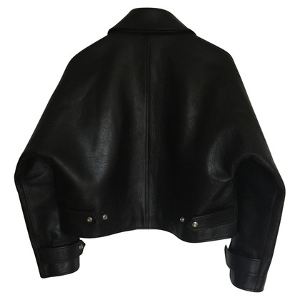 Acne giacca di pelle