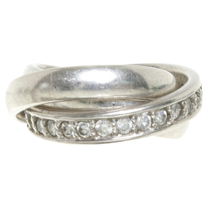 JOOP! Silver-colored ring