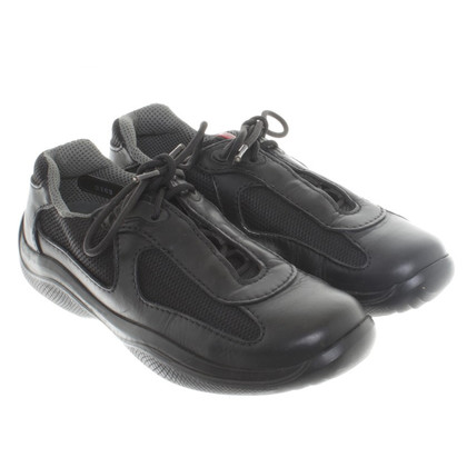 Prada Sneakers in Schwarz