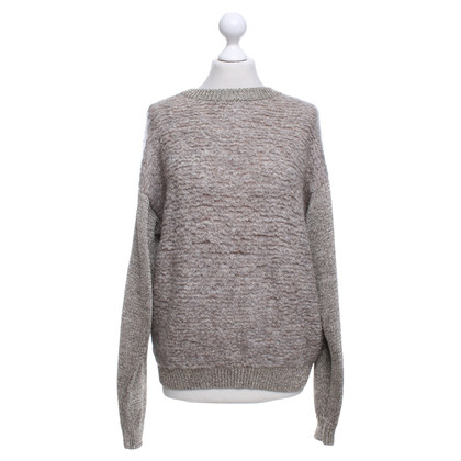 By Malene Birger Sweater in beige / gold colors