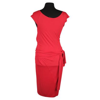Donna Karan Dress in red