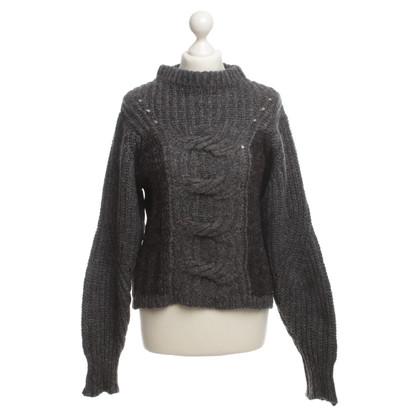 Isabel Marant Etoile Grey knit pullover