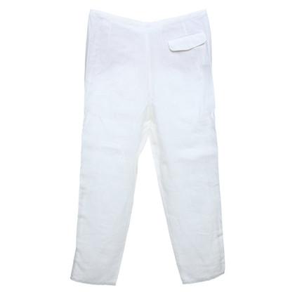Strenesse Blue Pantalon en blanc