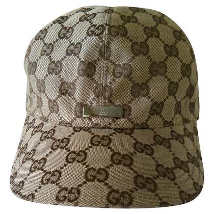 Gucci Baseball cap with GG logo
