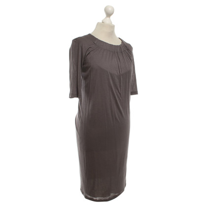 Allude Dress in taupe