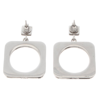 Dolce & Gabbana Silver colored earrings