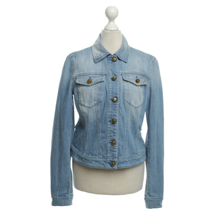 Pinko Denim jacket in light blue
