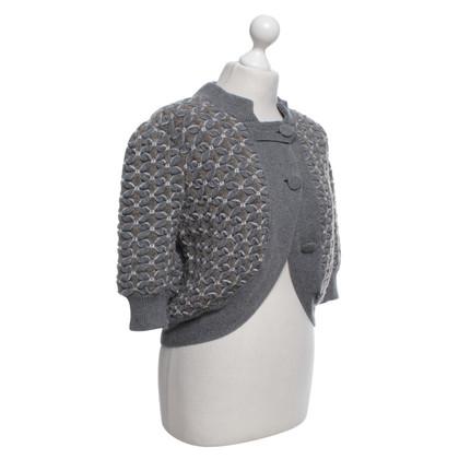 Armani Cardigan with pattern