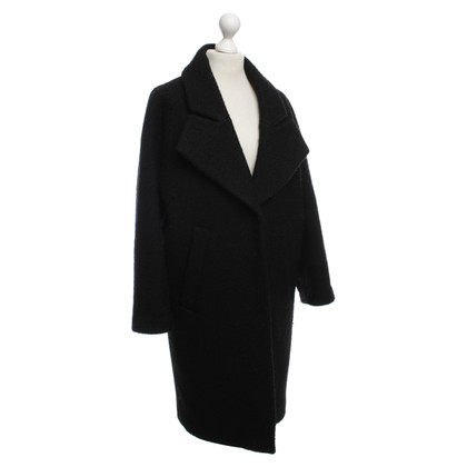 Carven Oversized jacket in black