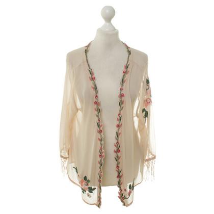 Hoss Intropia Vest gemaakt van zijde