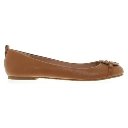 Tory Burch Ballerinas in brown