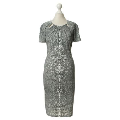Roberto Cavalli Kleid mit Perlrochen-Print