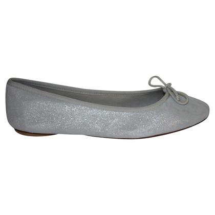 Other Designer Bagllerina - Silvery Ballerinas