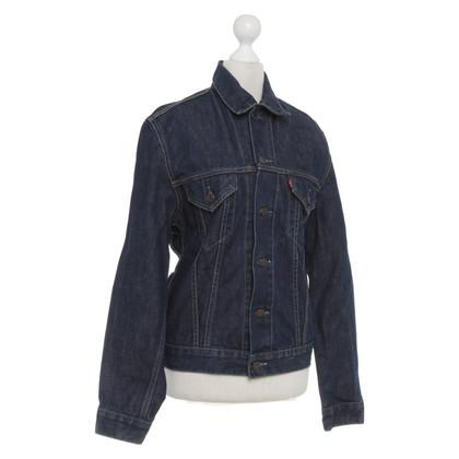 Levi's Denim jacket in dark blue