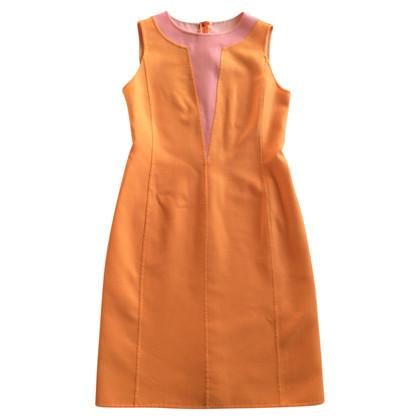 Oscar de la Renta Mouwloze jurk