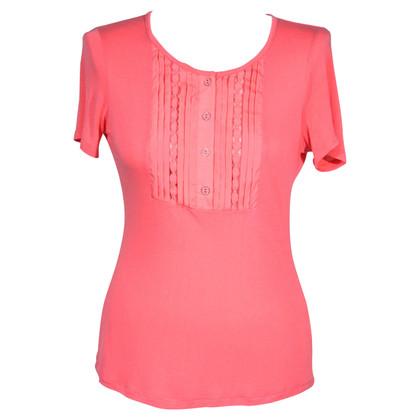 Reiss T-shirt in orange