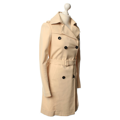 Patrizia Pepe Trench coat in nude