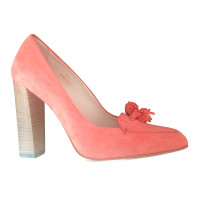 Tod's Pumps in coral