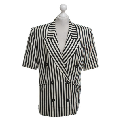 Ferre Blazer with stripe pattern