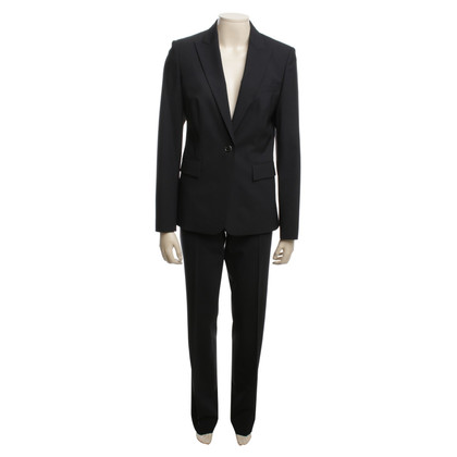Hugo Boss tailleur pantalone in blu scuro