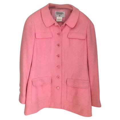Chanel Costume in rosa