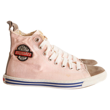 Dsquared2 High - top sneakers
