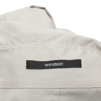Windsor Blouse en gris