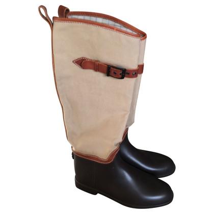Chloé Rain boots