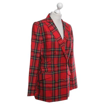 Dolce & Gabbana Wool blazer with pattern