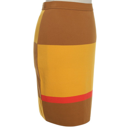 Marc Cain skirt with patchwork design