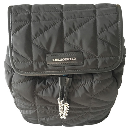 Karl Lagerfeld Quilted backpack
