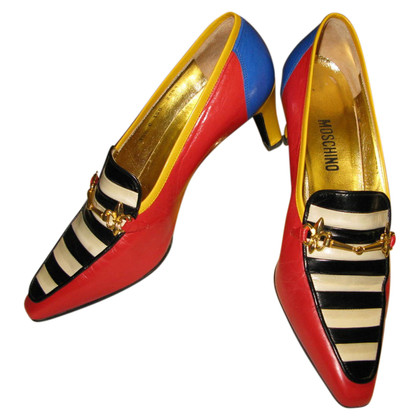 Moschino pumps in Multicolor