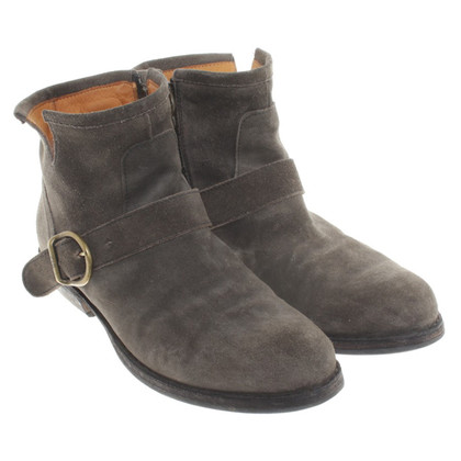 Fiorentini & Baker Boots olive green