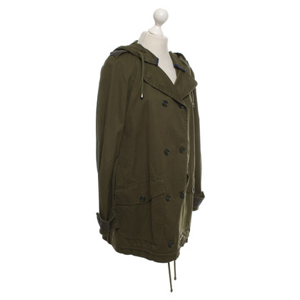 IQ Berlin Parka in military look