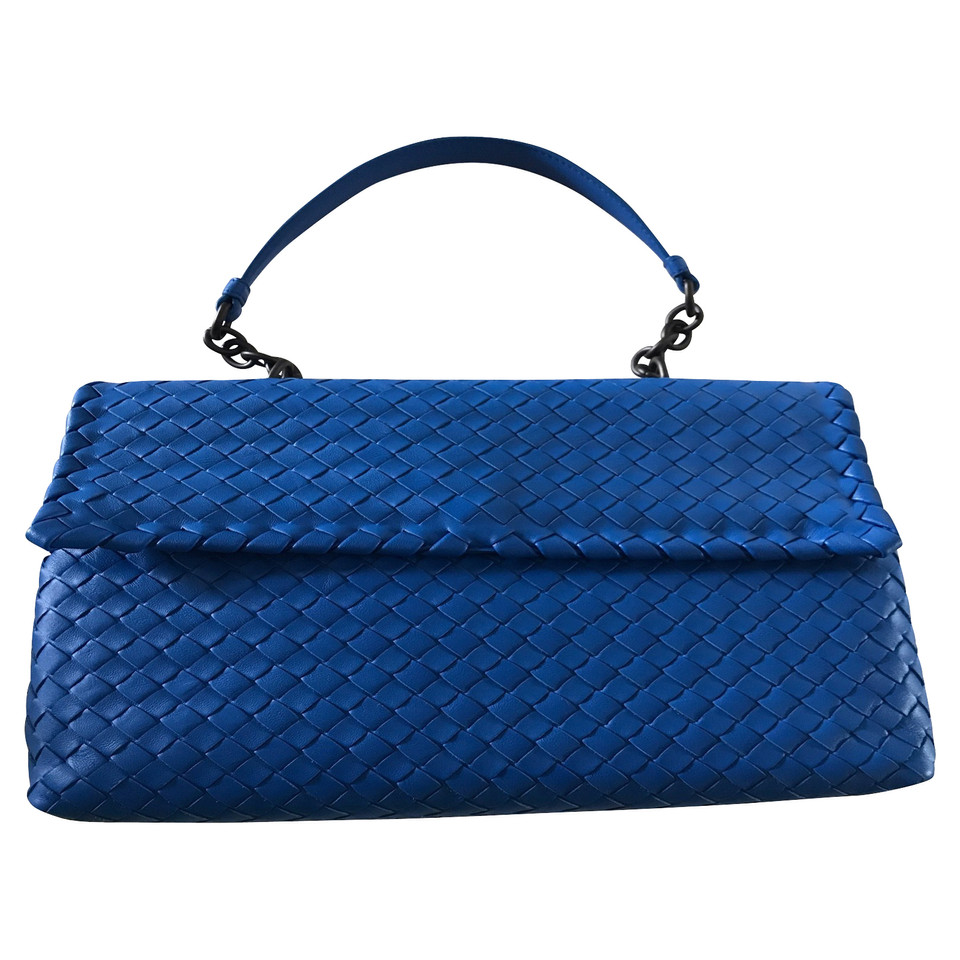 Bottega Veneta Handbag in blue