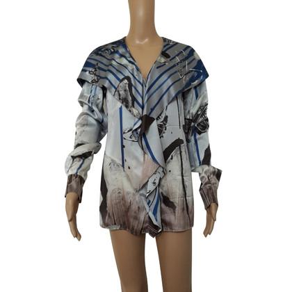 Roberto Cavalli Roberto Cavalli blouse in silk