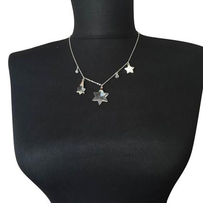 Swarovski Necklace in silver