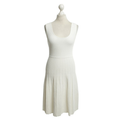 Issa Knitted dress with pleated skirt