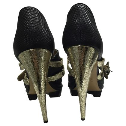Chloé High Heel Sandale