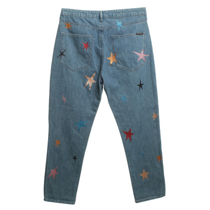 Maison Scotch Jeans with pattern print