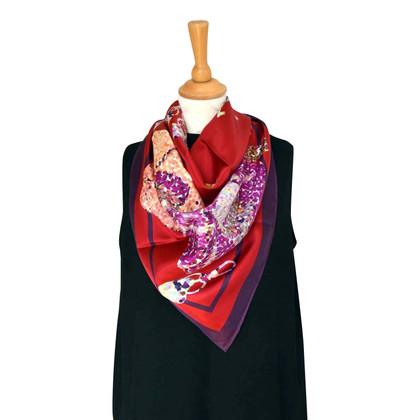 Furla silk scarf