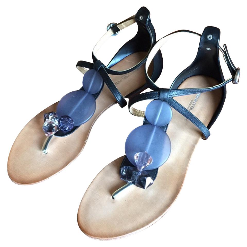 Max Mara Sandals with stones