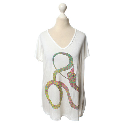 Lauren Moshi Shirt in white