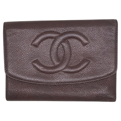 Chanel Leather Wallet