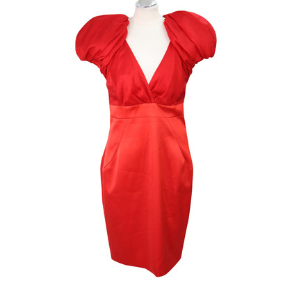 Ted Baker Dress in red