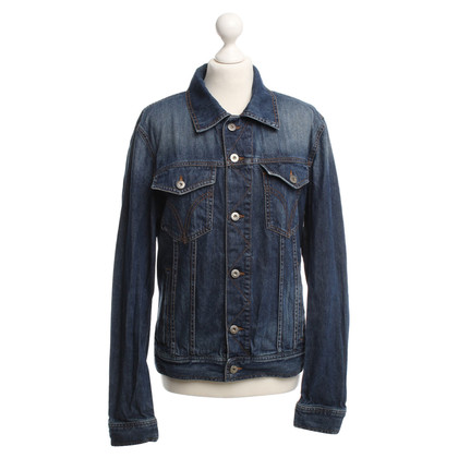 D&G Jean jacket with washing